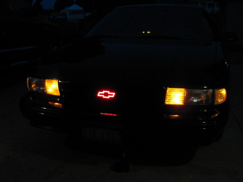 Jerry's Electronics - Lighted LED Chevy Bowties