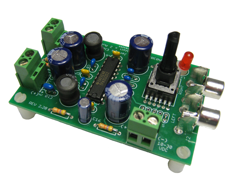 DIY Electronics KAA03021 30 Watt Amplifier Kit