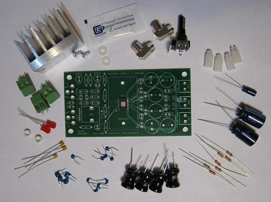 High Power Class D Amp Kit