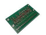 MP3 Player Button Matrix Board